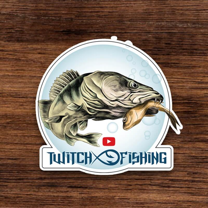 Sticker Perch